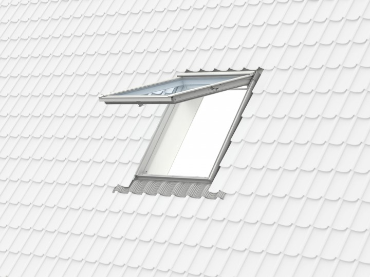 Velux Klapp Schwingfenster Gpu 0060 Kunststoff Thermo Plus
